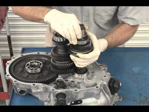 Hyundai    Transmission Disassembly Video  YouTube
