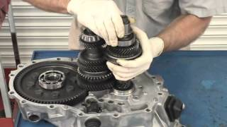 Hyundai Transmission Disassembly Video