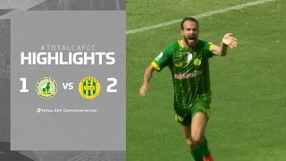 HIGHLIGHTS | Coton Sport FC 1-2 JS Kabylie | Matchday 5 | #TotalCAFCC