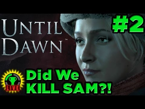 GTLive: Until Dawn - Can A Missed High Five Really Kill Someone?! (Part 2)