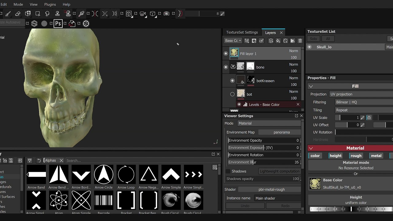 Wacom Pen mapping problem on Substance Painter