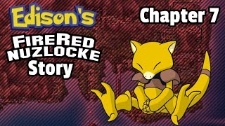 Pokemon FireRed Storylocke Chapter 7: The Abra