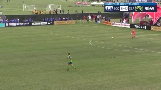 Development Academy U-18/19 Playoffs: Sockers FC vs. Seattle Sounders FC