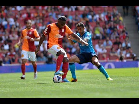 Emirates Cup 2013 | Galatasaray 1-0 FC Porto