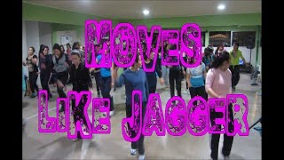 Download Moves like jagger - Zumba Fitness !!! Daniel CURAPIL ZF Mp3