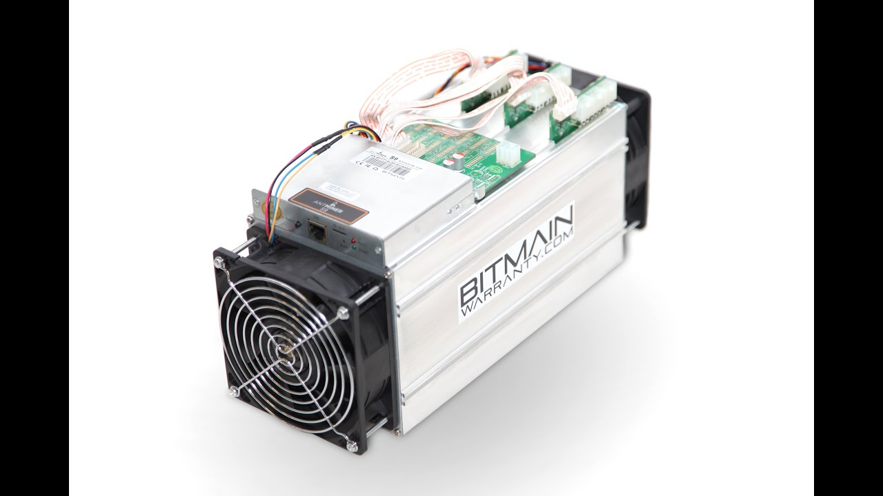 antminer s9 шум