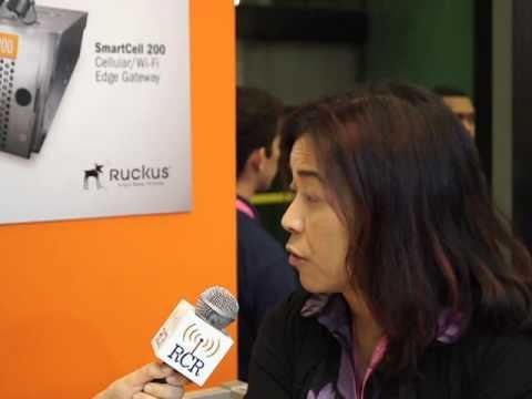2012 Futurecom: WiFi offload in Latin America - Selina Lo, CEO Ruckus Wireless