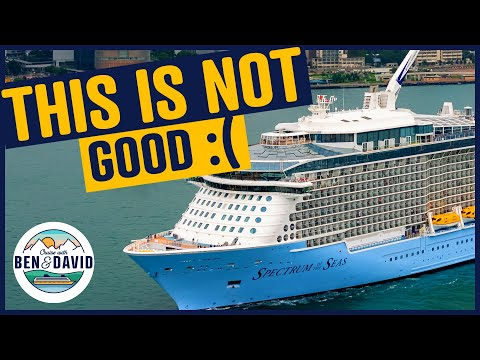 SHOCKING CRUISE NEWS from Royal Caribbean and MORE!