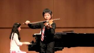 Haydn Violin Concerto No. 2 in G Major 1st Movement