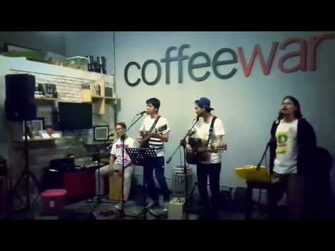 Semenjana - Tujuannya (Live Coffewar)
