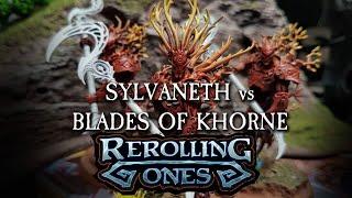 Warhammer Age Of Sigmar Battle Report   Sylvaneth Vs Blades Of Khorne