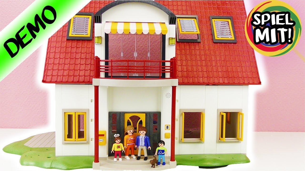 Playmobil Neues Wohnhaus In Playmobil City 4279 Unboxing Aufbau