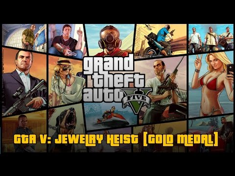 full download gta v heist no 1 jewel store robbery loud. Black Bedroom Furniture Sets. Home Design Ideas