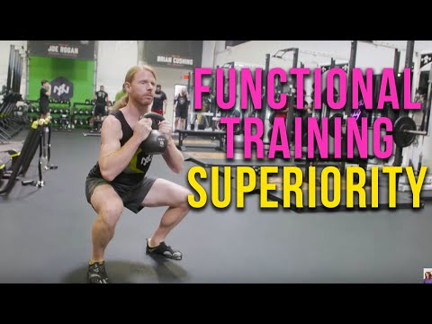 Functional Training - Ultra Spiritual Life episode 67