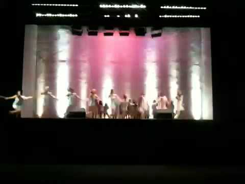 Dance Show- Curtain Call.