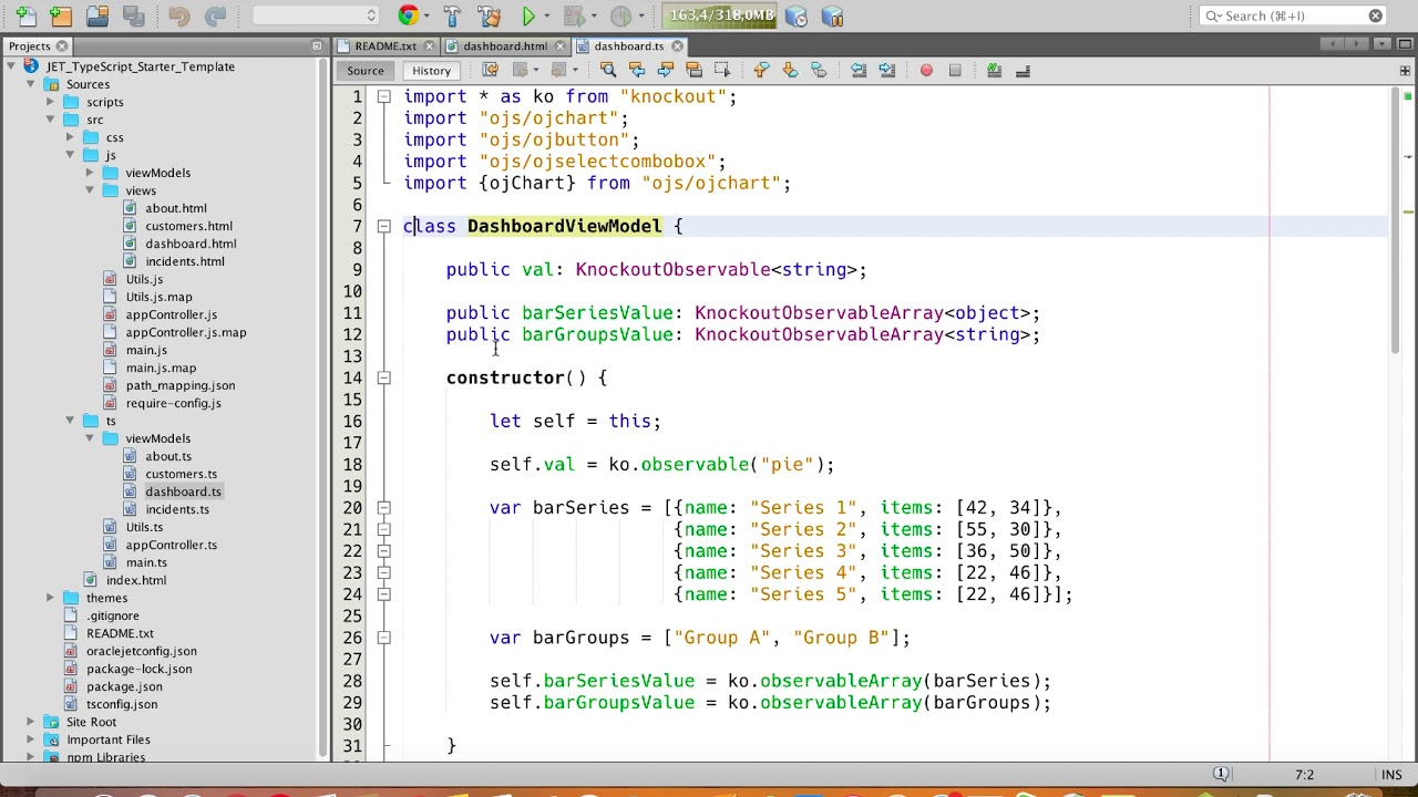TypeScript and Oracle JET: a really good fit!