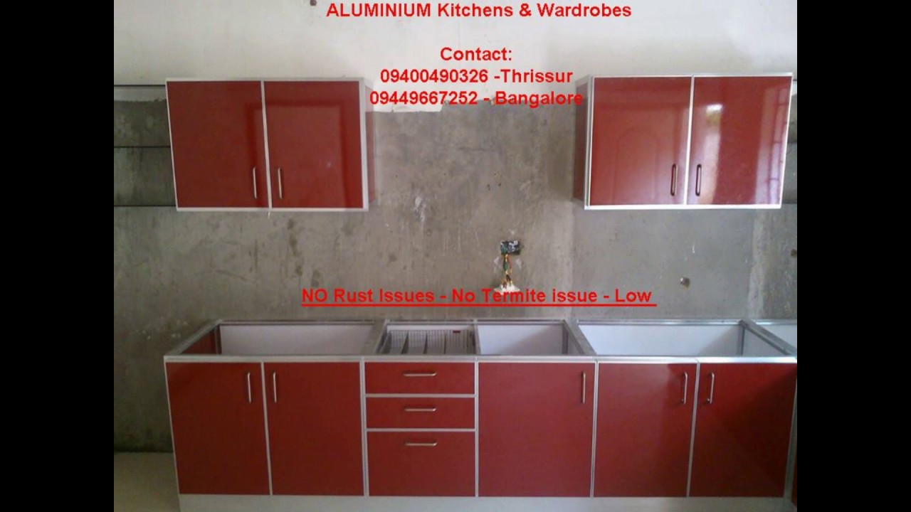 Aluminium Kitchen Kerala Call 9400490326 Low Cost Aluminum