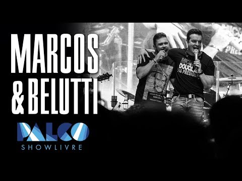 Marcos & Belutti No Palco Showlivre Por Terra Live Music - Apresentação Na íntegra