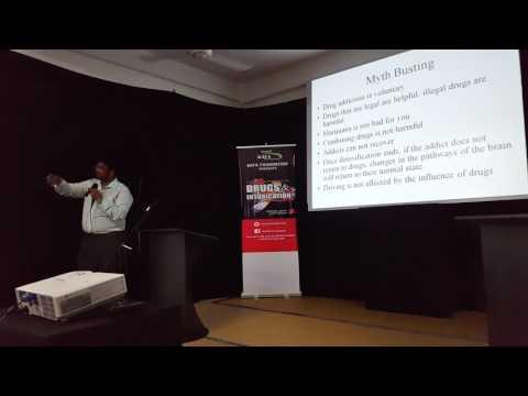 Lukmanul Hakeem KAFA anti drug programme - part 2