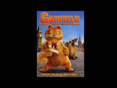 Opening To Garfield 2 A Tail Of Two Kitties 2006 Fullscreen Dvd Columbia Version Youtube