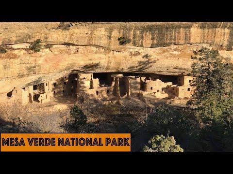WORLD RIDE 2017 || Ep 102 || Mesa Verde National Park, USA