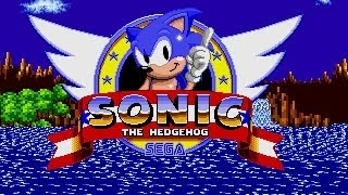 Sonic the Hedgehog (Mega Drive/Genesis) [Longplay]