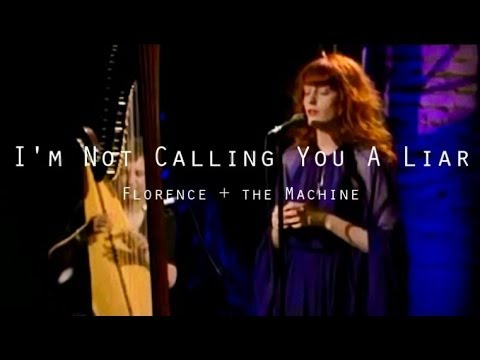 Florence + The Machine @ ITunes Festival 2010 - I'm Not Calling You A Liar/Ghosts