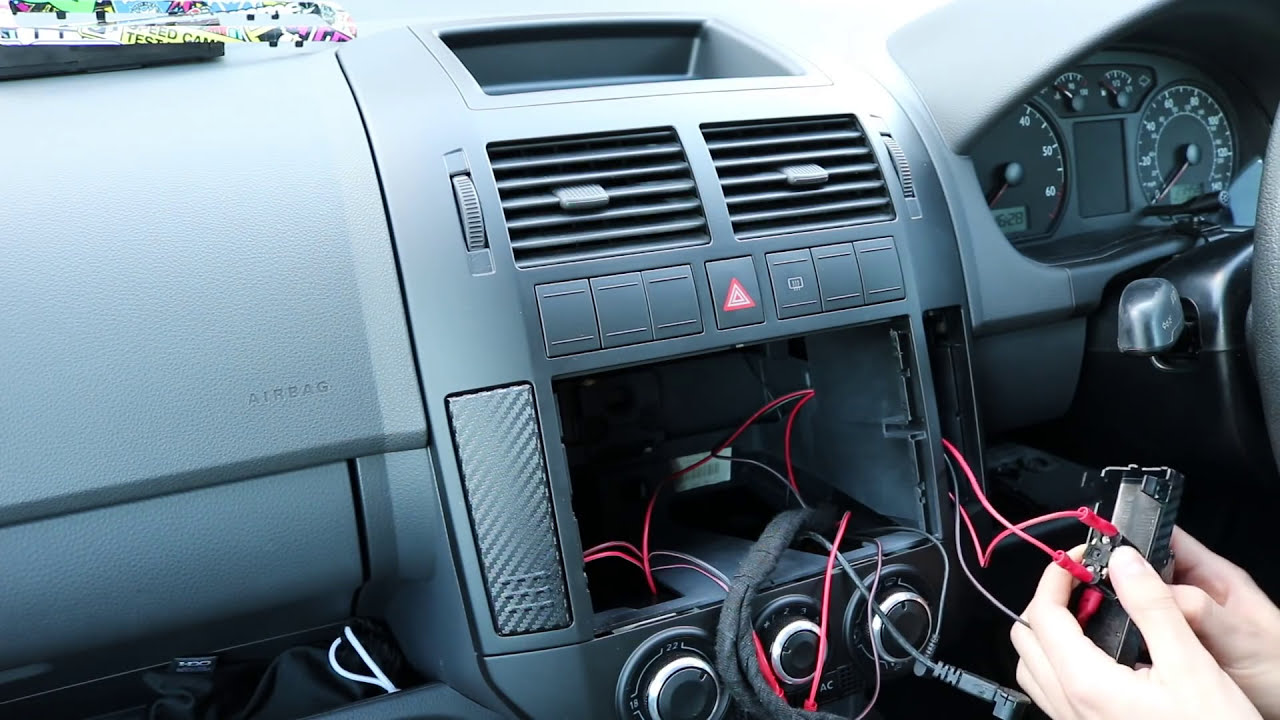 Vw Polo 9n Centre Console Removal - In Depth Tutorial  Ollie9t7 09:28 HD
