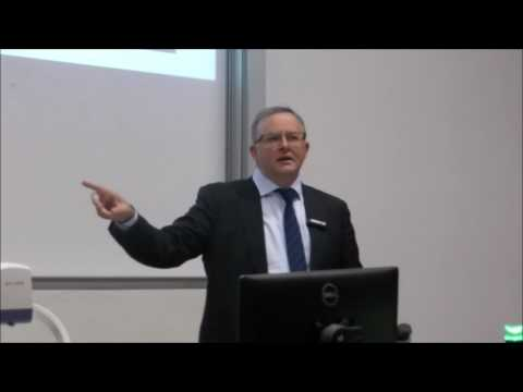 Federal Government's Role in Transport by Anthony Albanese MP - May 2017