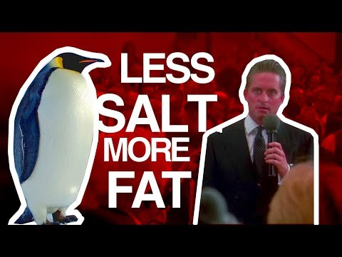 Low Sodium's link to Fat Gain & Insulin Resistance (Salt vs. Sugar)