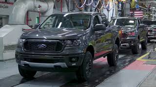 2019 Ford Ranger - PRODUCTION