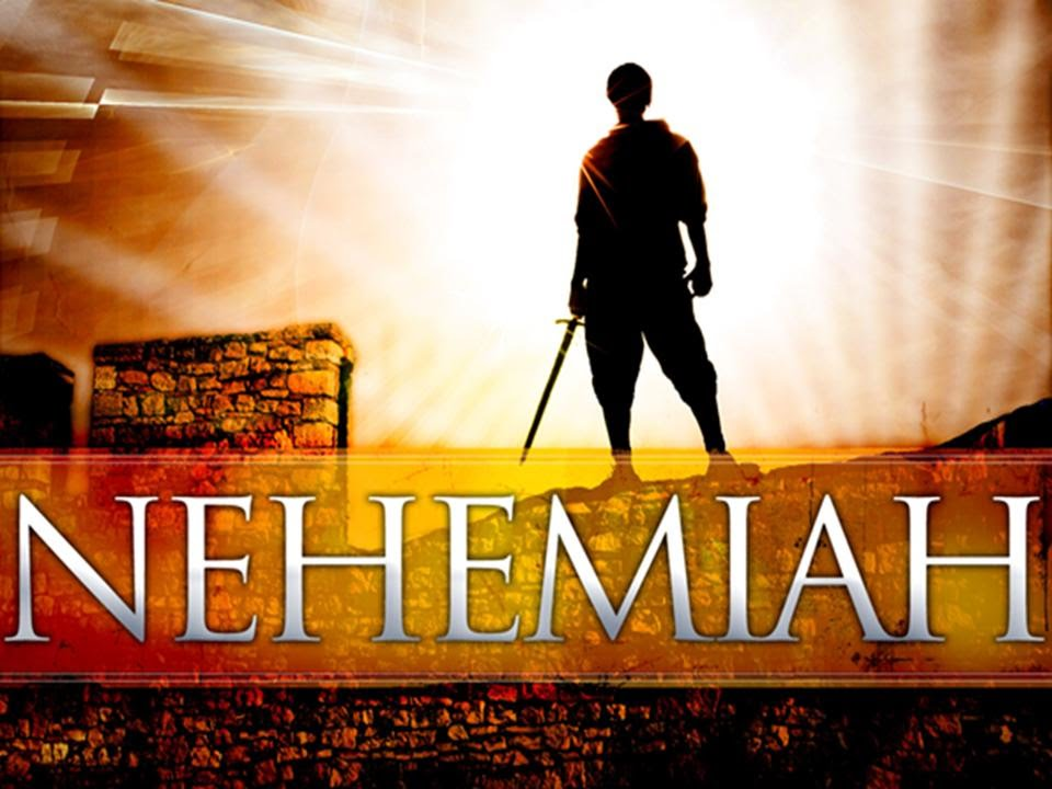 Nehemiah: Rebuild, Restore, Revive- Week 1 (Sermon July 3, 2016)