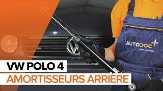 Regardez notre guide vidéo sur le dépannage Amortisseur VW