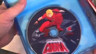Anime DVD Collection Update, December 15th, 2015