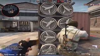 CSGO - People Are Awesome #131 Best oddshot, plays, highlights