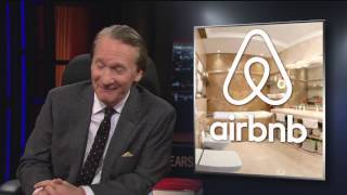 "Real Time with Bill Maher: The ""Sharing"" Economy – August 21, 2015 (HBO)"