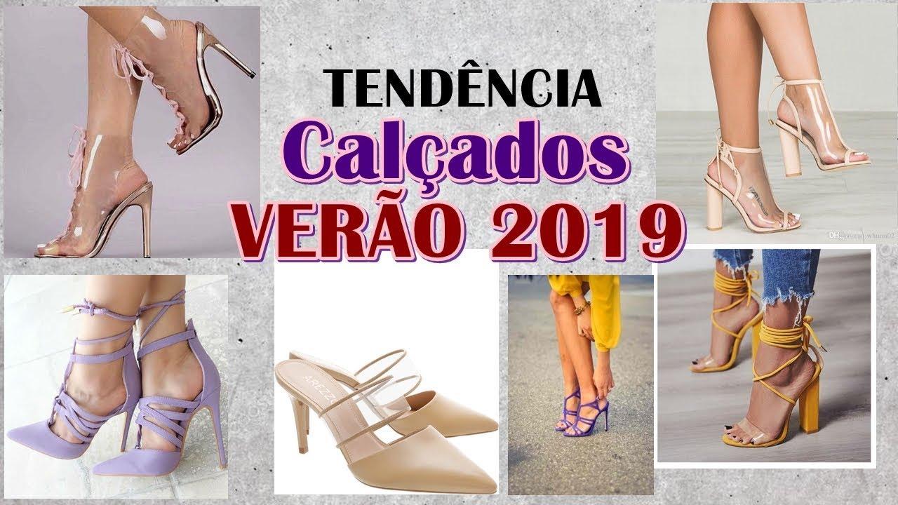 a dizercoleçao primavera verao 2019 sapatos