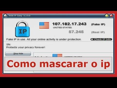 IP BRASILEIRO BAIXAR CAMUFLADOR DE