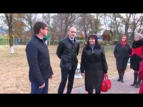 Приезд депутата Волгоградской областной Думы М.А. Рогозина в Быковский район