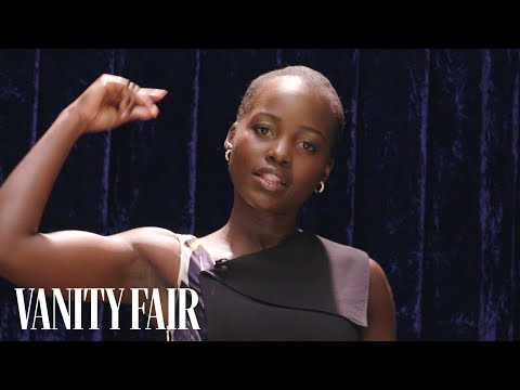 Lupita Nyong'o Teaches How to Do an African Finger Snap | Se