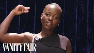 Lupita Nyong'o Teaches How to Do an African Finger Snap | Secret Talent Theatre | Vanity Fair