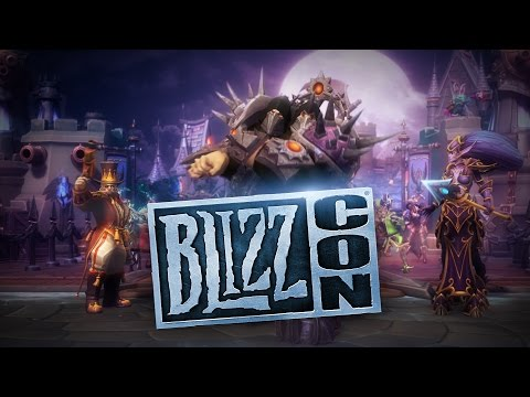 видео: heroes of the storm – blizzcon 2015 – анонс нового героя (ru)