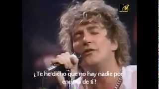 rod stewart have i told you lately subtitulado al espanol
