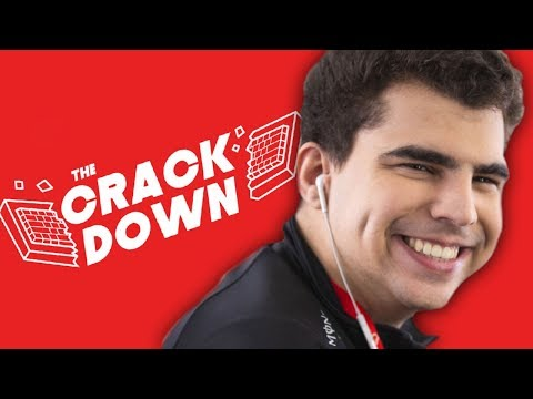 The Crack Down S01E05 - Bwipo's Thoughts On Forgiven And Solo Queue As The Rank 1 Player On EUW