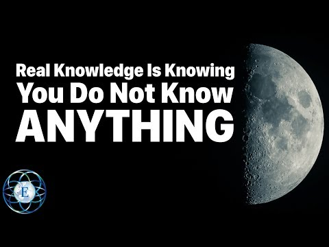 Rav Dror - Real Knowledge Is Knowing You Do Not Know ANYTHING