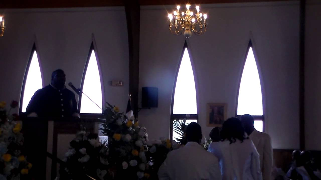 Homegoing Celebration_Sis.Leola J. Chambers_Elder Leroy Johnson_04.04.15