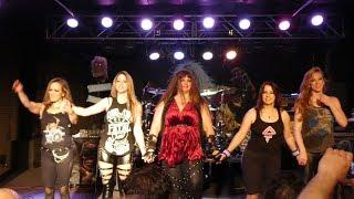 """""""Iron Maiden"""" Iron Maidens@Reverb Reading, PA 5/10/18 Resimi"""