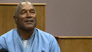 After 9 years in prison, O.J. granted parole