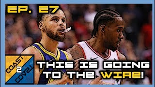 S1 E27: Could The NBA Finals End Differently Then We EXPECT? | Coast 2 Coast LIVE
