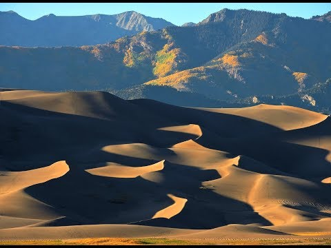 Colorado Experience: Settling the Sand Dunes